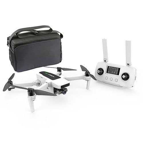 Hubsan Zino 2 Folding Drone 4K W/Storage Bag & Extra Battery H517A-High